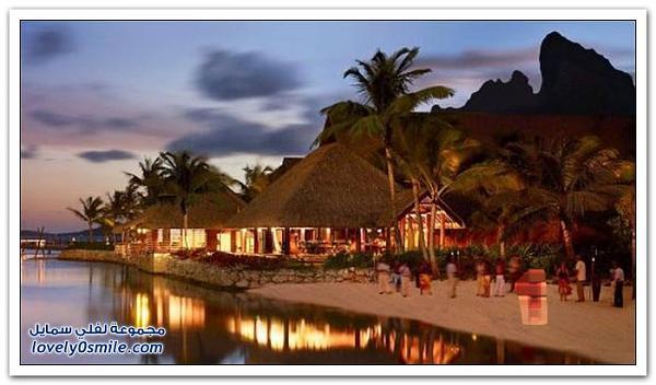 [صور السياحة] لسياحه في جزيره بورا بورا ولااحلى