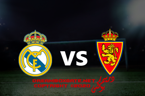 موعد وتوقيت بث مباراة ريال سرقسطة وريال مدريد اليوم 29-1-2020