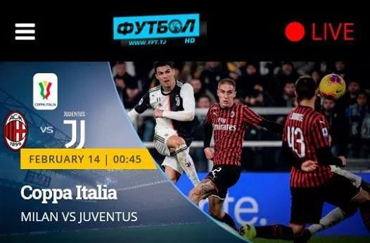 مباراة اسي ميلان ويوفنتوس مجانا على قناة فوتبول