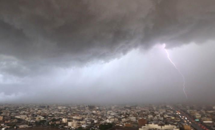 اخبار وحالة الطقس في السعودية اليوم 17-5-2020