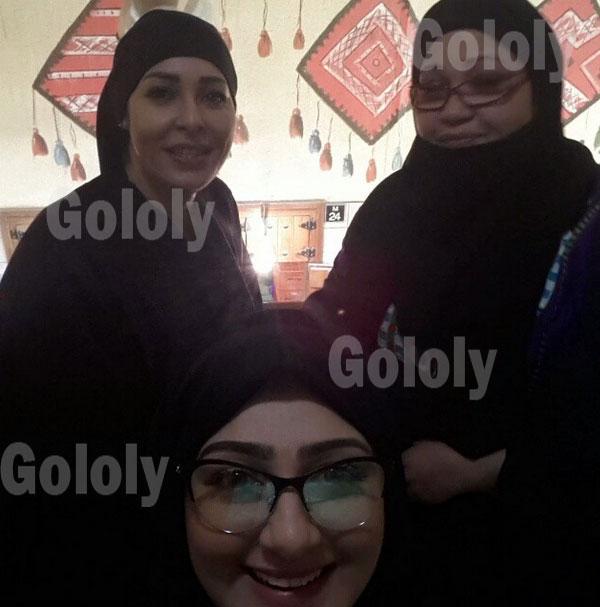 هيفاء حسين مسلسل حريم أبوي