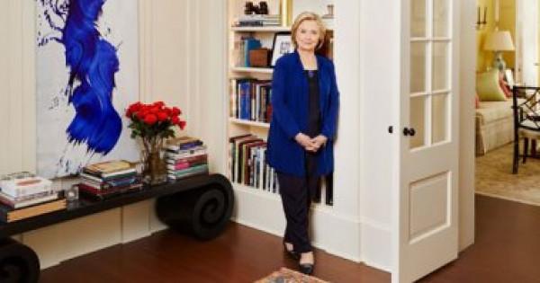 صور بيت هيلاري كلينتون من الداخل والخارج 2020