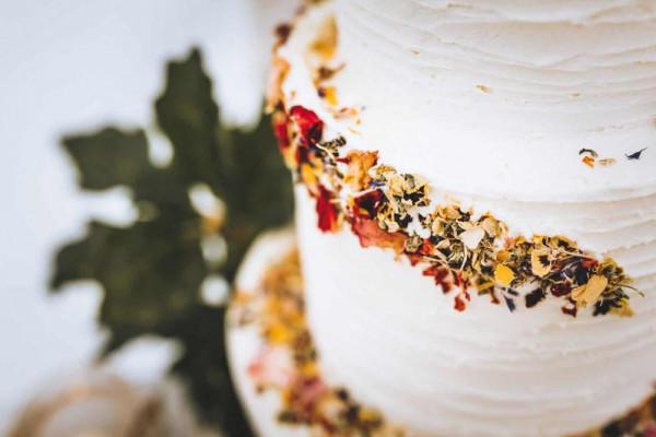 بالتفصيل كيف تختاري كيكة حفل زفافك 2020 نصائح