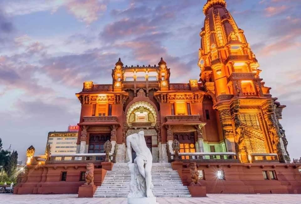 تعرف على أسعار تذاكر دخول قصر البارون للمصريين والأجانب 2020