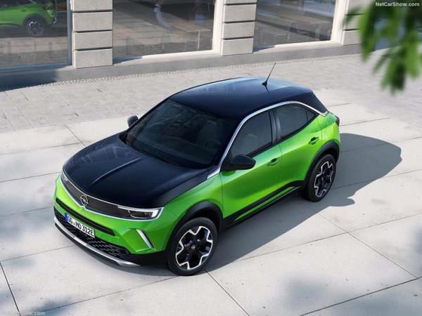 صور ومواصفات سيارة أوبل Mokka الكهربائية 2020