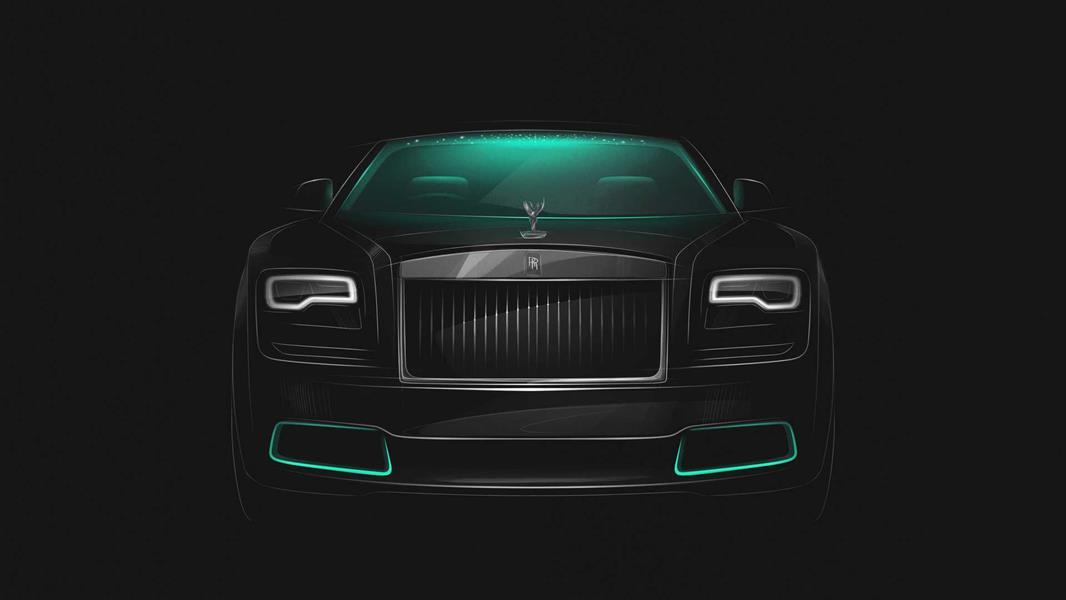 صور سيارة رولز رويس رايث كريبتوس 2020 الجديدة