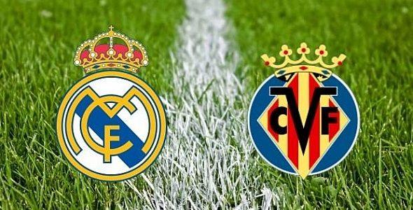مباراة ريال مدريد وفياريال مع الموعد والقنوات الناقلة مجانا