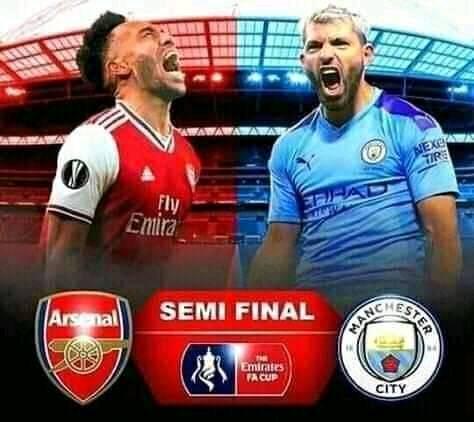 مباراة مانشستر ستي وأرسنال غدا السبت 18-7-2020 مجانا على قناة trt sport