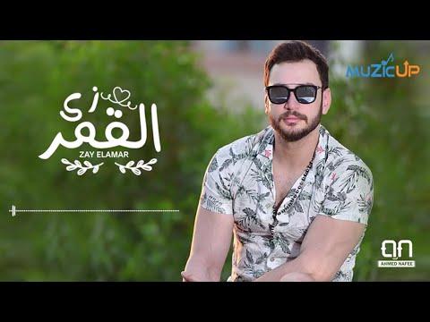 كلمات اغنية زي القمر احمد نافع كاملة مكتوبة