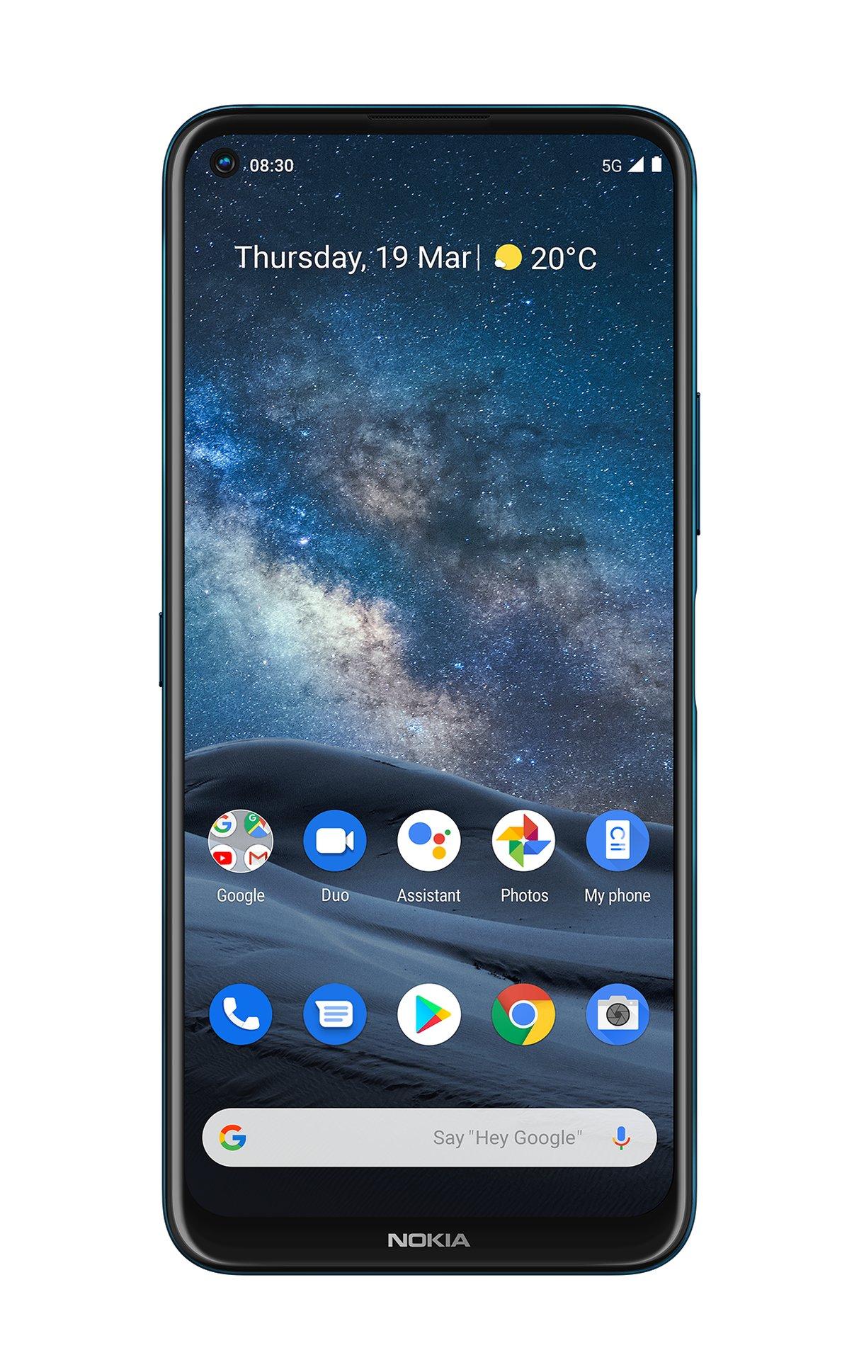 صور ومواصفات هاتف نوكيا Nokia 8.3 مدعوم 5G