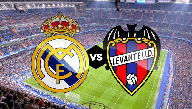 موعد وتوقيت مشاهدة مباراة ريال مدريد وليفانتي اليوم 4-10-2020