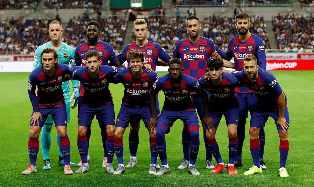 موعد وتوقيت مشاهدة مباراة برشلونة وكورنيا اليوم 21-1-2021