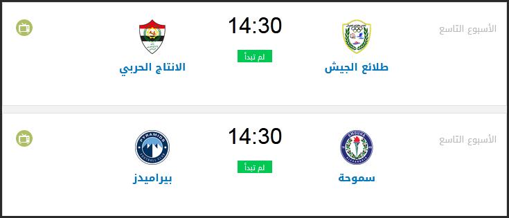 مواعيد وجدول مباريات اليوم الجمعة 22-1-2021