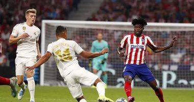 رسميا تشكيل مباراة ريال مدريد وأتلتيكو مدريد