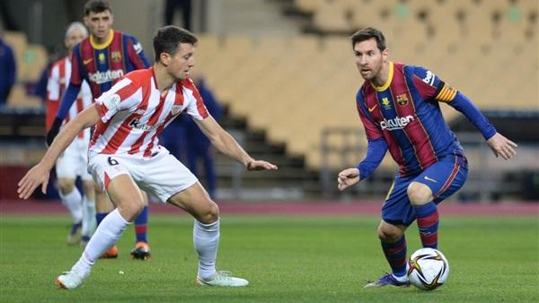 بالاسم تشكيل لاعبي برشلونة في مواجهة ريال سوسييداد