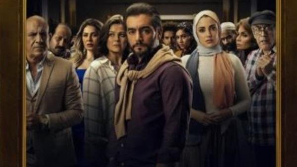 حصريا مسلسل بين السما والأرض على قناة on رمضان 2021