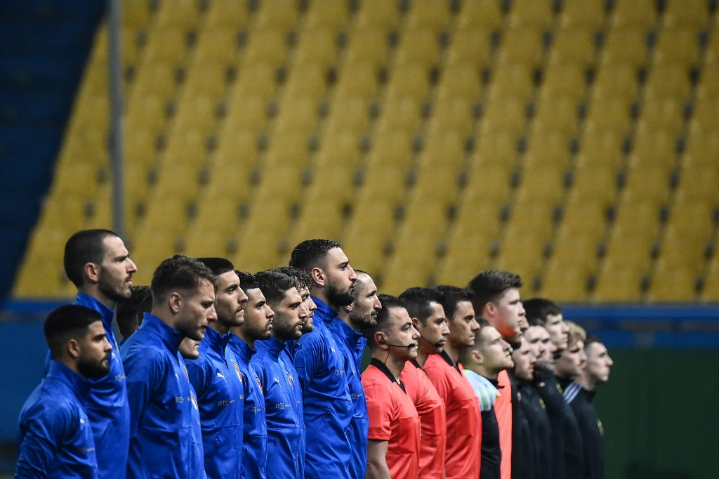موعد مباراة إيطاليا وبلغاريا والقنوات