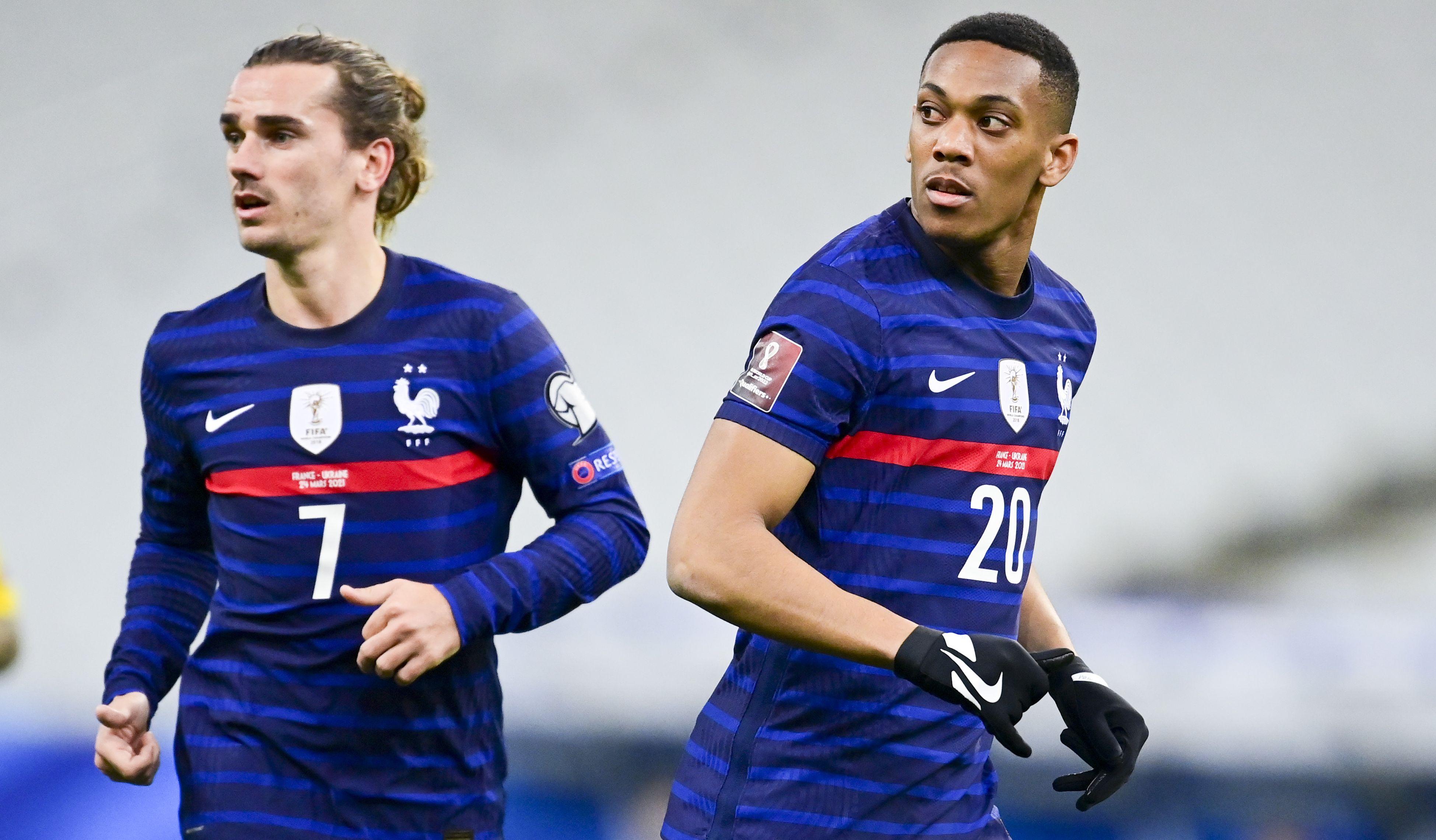 موعد مباراة فرنسا وكازاخستان والقنوات
