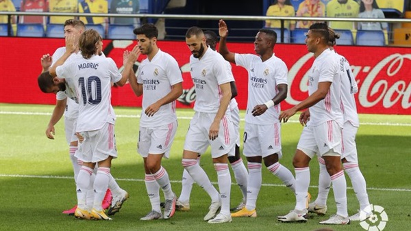موعد مباراة ريال مدريد وإيبار وتردد القنوات الناقلة مجانا