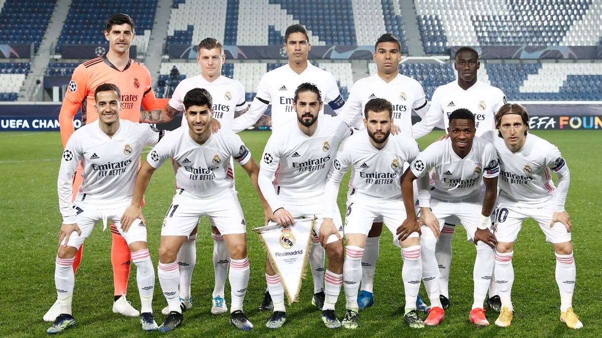 التشكيل المتوقع مباراة ريال مدريد