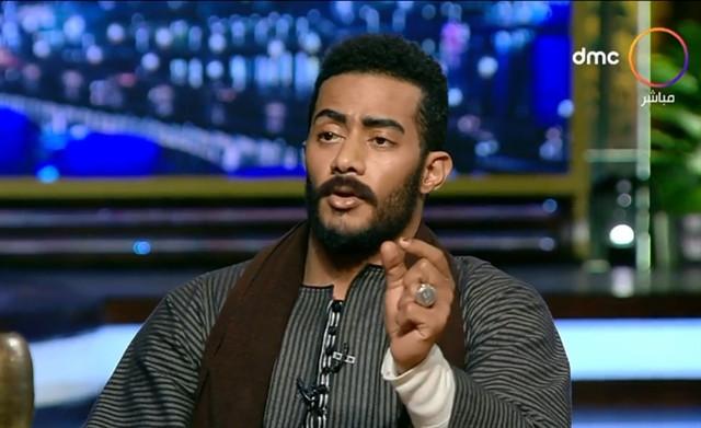 ملخص لقاء محمد رمضان في برنامج مساء dmc