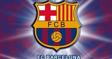 تعرف على قصة شعار برشلونة الإسباني