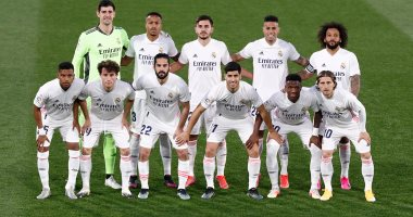 رسمي اعلان تشكيل ريال مدريد