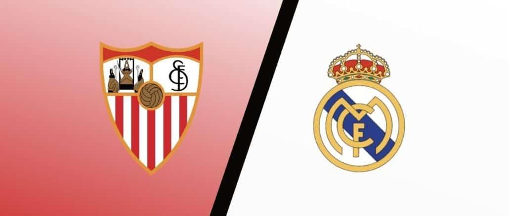موعد مباراة ريال مدريد وإشبيلية القادمة في الدوري الأسباني