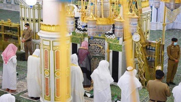 27 رمضان بث مباشر صلاة التراويح من المسجد النبوي