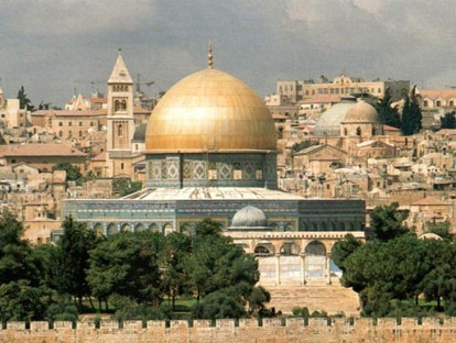 بوستات وعبارات عن المسجد الاقصى والقدس 2021