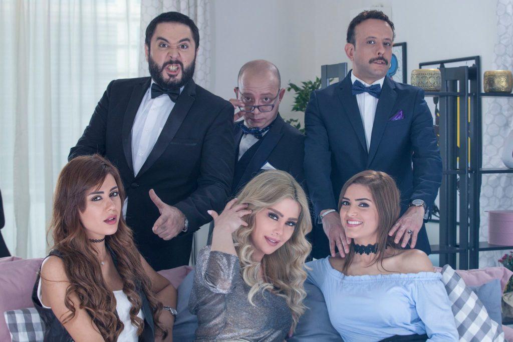 موعد وتوقيت مشاهدة مسلسل جيران على قناة لنا السورية