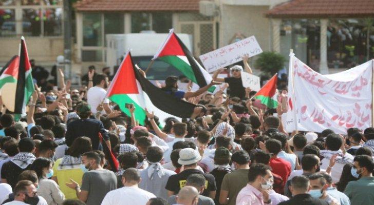 ترند هاشتاغ طرد السفير الصهيوني من الاردن