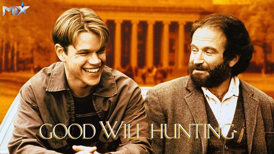 اليوم فيلم Good Will Hunting على قناة ميكس