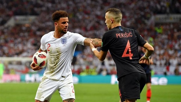 موعد وتوقيت مشاهدة مباراة انجلترا وكرواتيا في كأس أمم أوروبا 2020