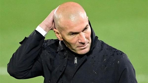 تعرف على مسيرة زين الدين زيدان مع ريال مدريد
