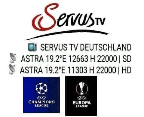 تردد قناة Servus TV الجديد 2021