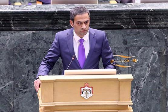 مجلس النواب الاردني يقرر فصل أسامة العجارمة