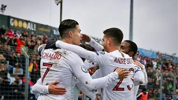مواعيد مباريات المنتخب البرتغالي يورو