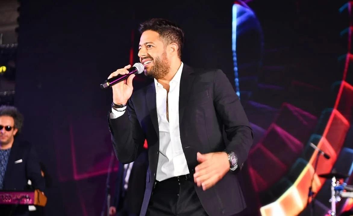 موعد طرح ألبوم محمد حماقي الجديد في 2021