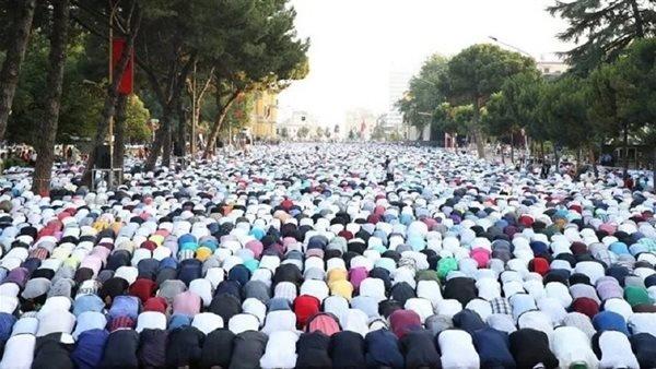 توقيت صلاة عيد الاضحى في محافظات مصر 2021