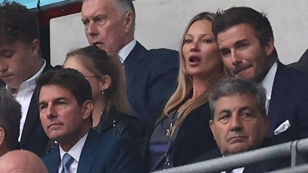 ظهور خاص لـ بيكهام وتوم كروز في نهائي يورو 2020