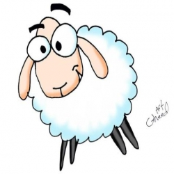 صور خروف العيد تلوين خروف العيد