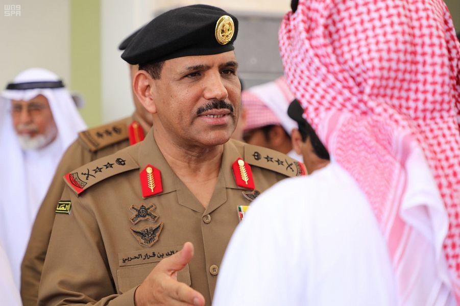 من هو اللواء علي محمد القحطاني