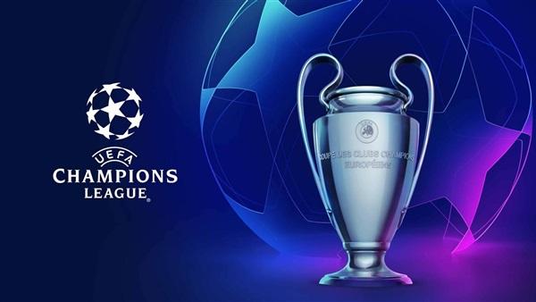 مواعيد مباريات دوري أبطال أوروبا غدا الثلاثاء