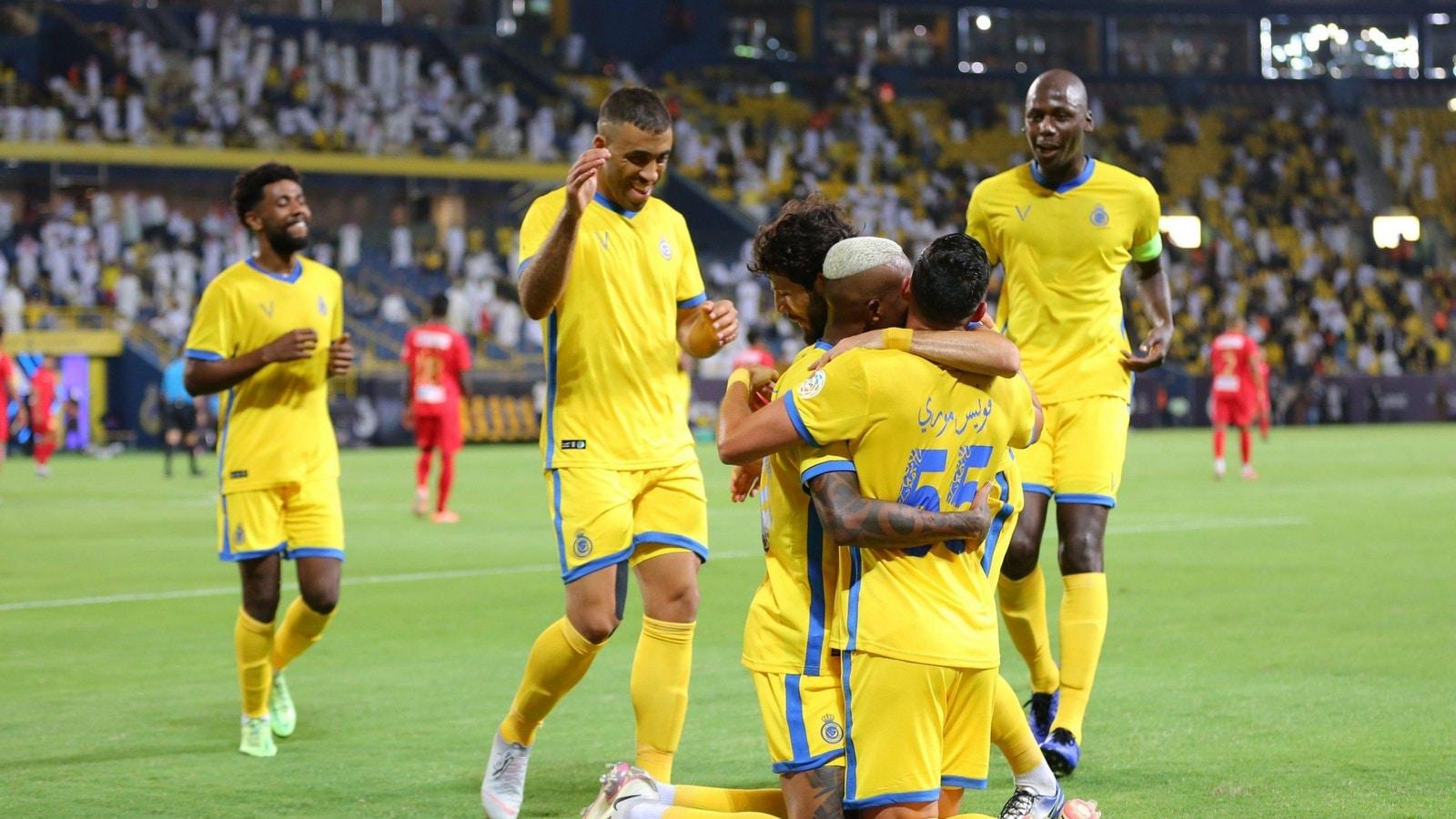 مجانا شاهد مباراة النصر وتراكتور الإيراني