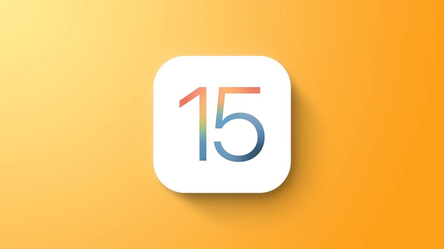 تعلم طريقة تثبيت ios 15 على أجهزة آيفون
