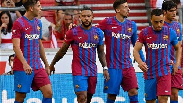تشكيل برشلونة في لقاء ليفانتي اليوم