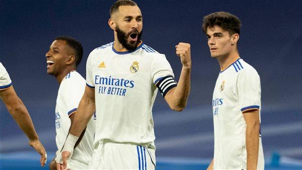 تشكيل ريال مدريد ضد شيريف الليلة