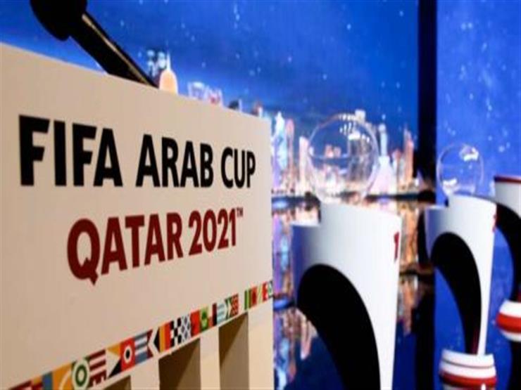 بالأسم قائمة حكام كأس العرب قطر 2021