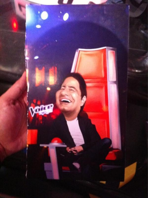 "������ ����� ������ �������� �� ������ ""the voice"""